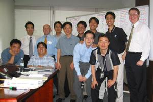 Internal Consulting Skills course - Seoul, Korea